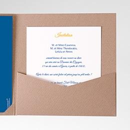 Einlegekarten Design Lissabon