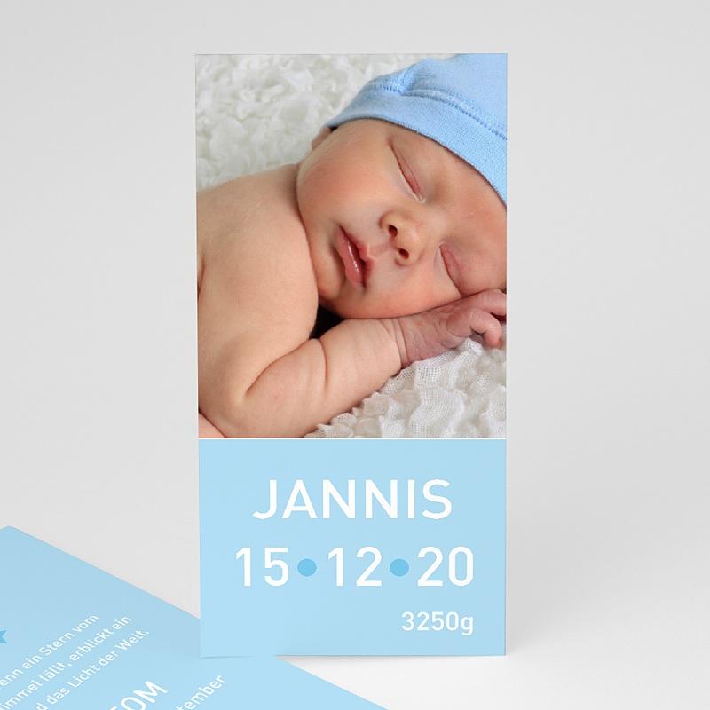 Geburtskarten für Jungen Levi