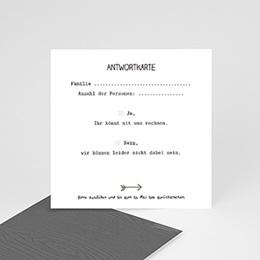 Antwortkarten Fotoroman