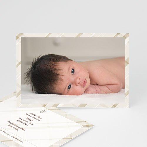 Geburtskarten für Mädchen - Geburtskarte Der kleine Prinz 4 3920