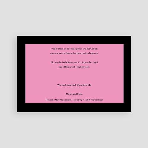 Geburtskarten für Mädchen - Quila 3953 test