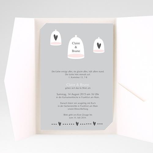 Hochzeitskarten Querformat - Prag 39566 preview