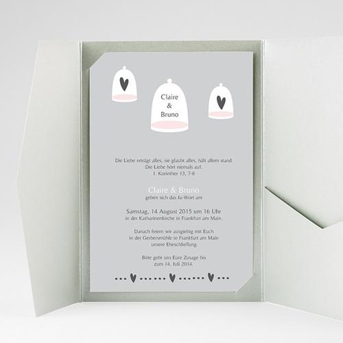 Hochzeitskarten Querformat - Prag 39567 preview