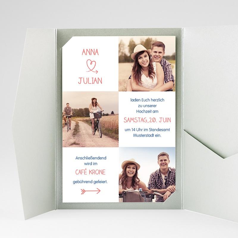 Hochzeitskarten Querformat - Lustig 39715 thumb