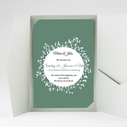 Hochzeitskarten Querformat - Schmuck 39723 preview