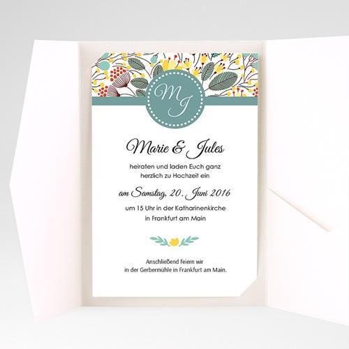 Hochzeitskarten Querformat - Tropez 39730 preview