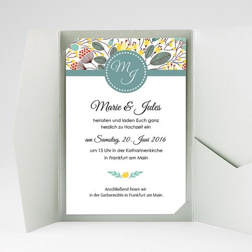 Hochzeitskarten Querformat - Tropez 39731 preview