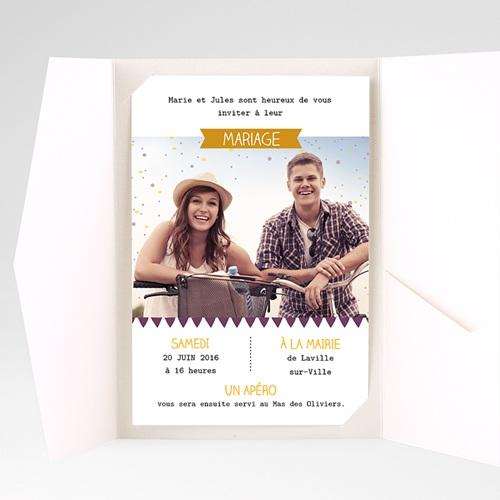 Hochzeitskarten Querformat - Farbkombination 39746 preview