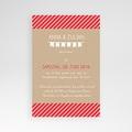 Hochzeitskarten Querformat - Linienförmig 39756 test