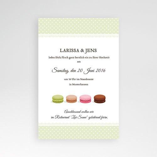 Hochzeitskarten Querformat - Schlemmen 39764 preview