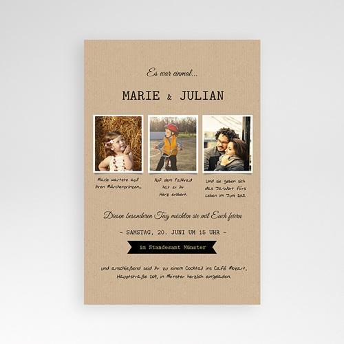 Hochzeitskarten Querformat - Forever 39796 test