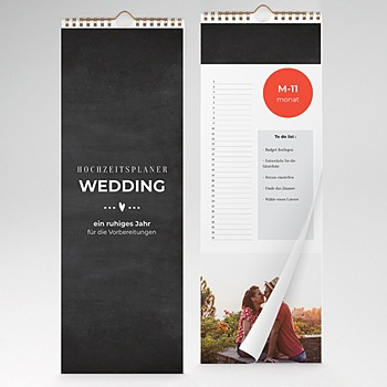 Ewiger Kalender - Eat, Drink and be Married - 0