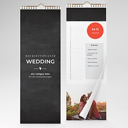 Küchenkalender  - Eat, Drink and be Married - 0