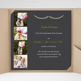 Karten Hochzeit Wir sagen ja