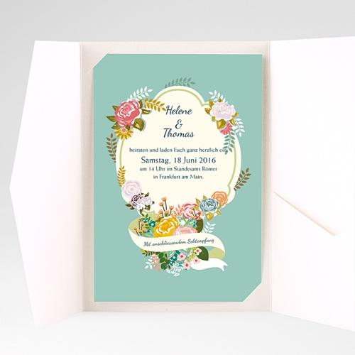 Hochzeitskarten Querformat - Clyde 40288 test