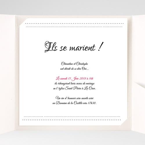 Hochzeitskarten Quadratisch - Edel und schön 40323 test