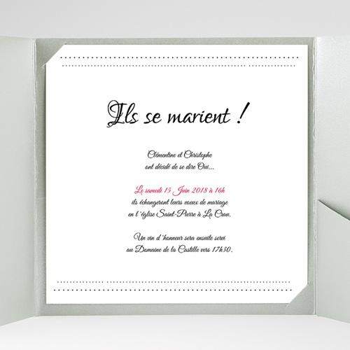 Hochzeitskarten Quadratisch - Edel und schön 40324 test