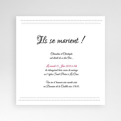 Hochzeitskarten Quadratisch - Edel und schön 40325 test