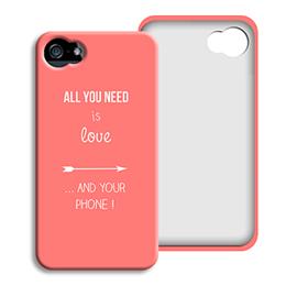 iPhone Cover NEU - Ich liebe dich mehr als.... - 0