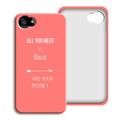 iPhone Cover NEU - Liebe 40425 test