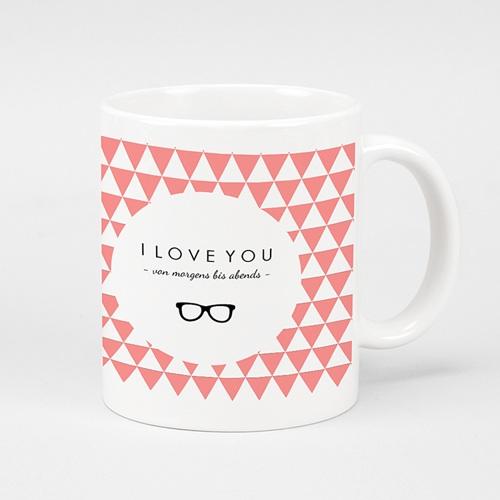 Personalisierte Fototassen My Valentin