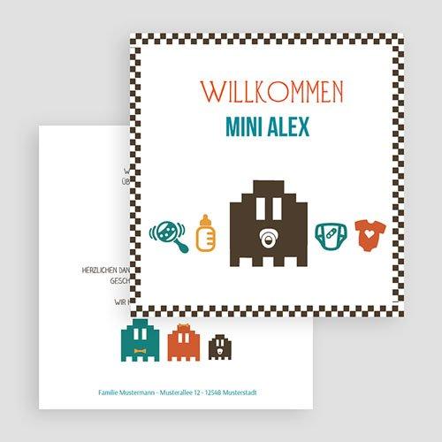 Babykarten für Jungen - Videospiel 40458 preview