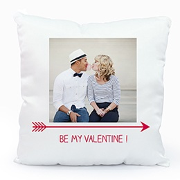 Coussin Valentinstag Be my valentine