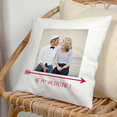 Fotokissen - Be my valentine 40468