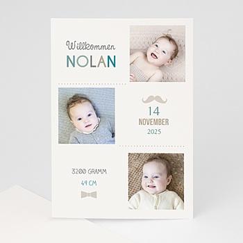 Babykarten für Jungen - Made in Love - 0