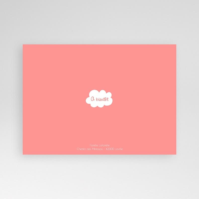 Geburtskarten für Mädchen Bunte Blöcke pas cher