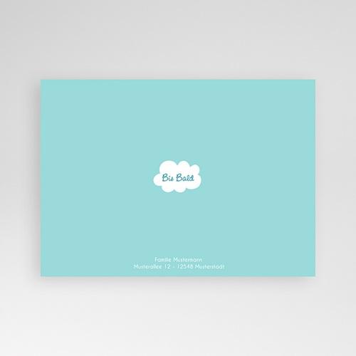 Geburtskarten für Jungen Kleiner Anker pas cher