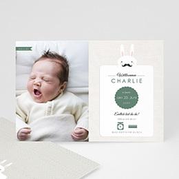 Karten Geburt Charlie
