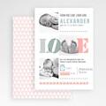 Geburtskarten für Mädchen - Yosie 40722 thumb