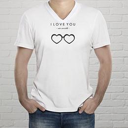 T-Shirt Loisirs Mein Valentin