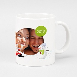 Fototassen Weihnachten Matcha