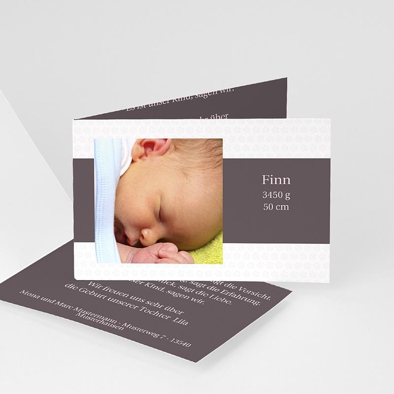 Geburtskarten für Mädchen - Dilara 4082 thumb