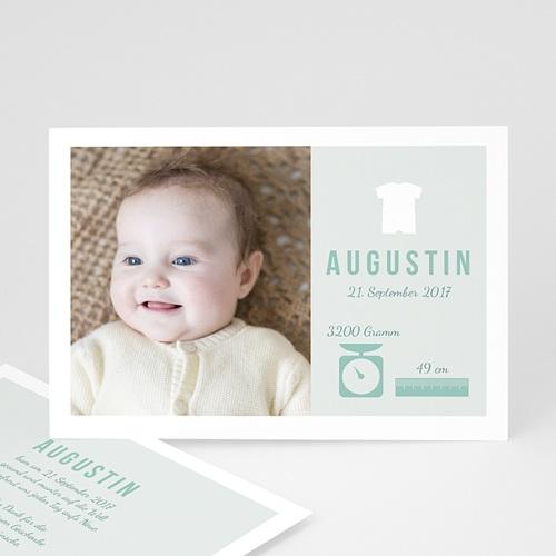 Geburtskarten für Jungen - Charismatisch 40821 thumb
