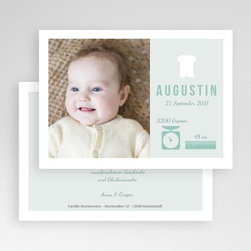 Geburtskarten für Jungen - Charismatisch 40823 thumb