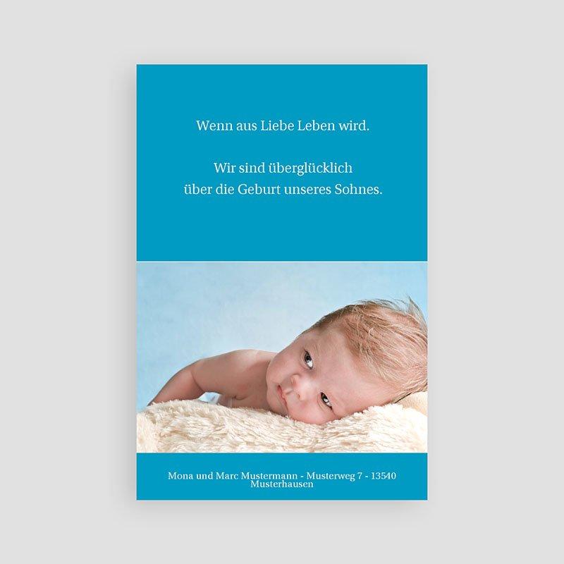 Geburtskarten für Jungen Jeremy pas cher