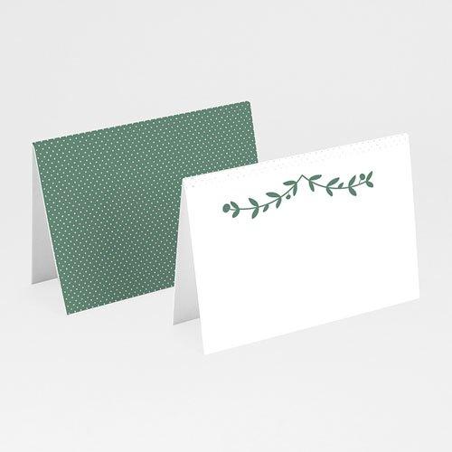 Tischkarten Hochzeit personalisiert Diadem