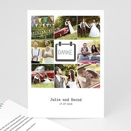 Danksagungskarten Hochzeit Camille