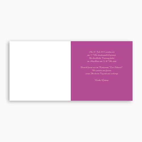 Hochzeitseinladungen modern - Diane 41103 preview