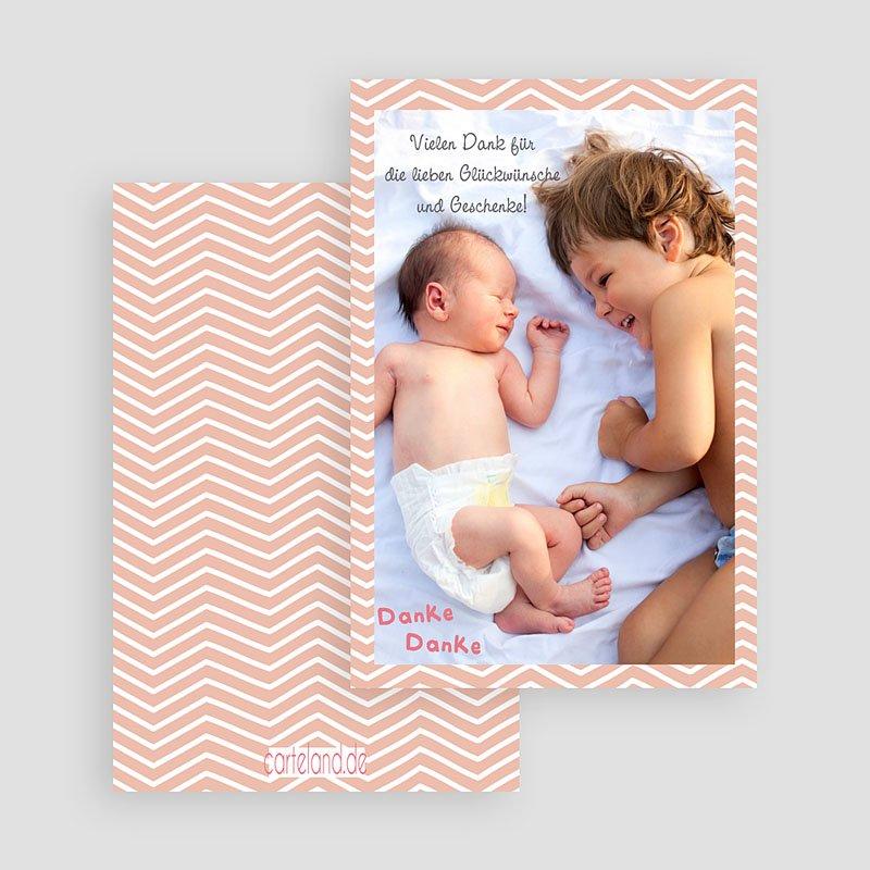 Dankeskarten Geburt für Jungen Grosser Bruder gratuit