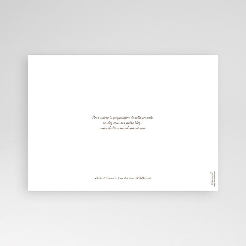 Save The Date Karten Hochzeit Es lebe die Liebe pas cher