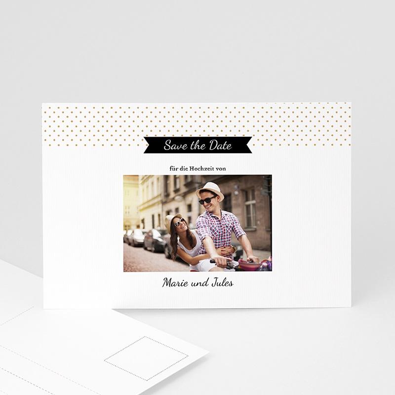 Save The Date Karten Hochzeit Tandem