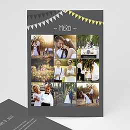 Danksagungskarten Hochzeit Bezaubernd