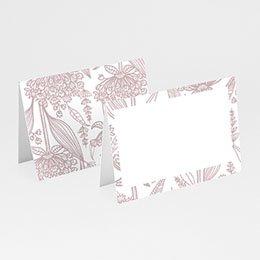 Tischkarten Hochzeit personalisiert Paola