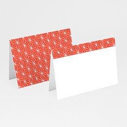 Tischkarten Hochzeit personalisiert Origami