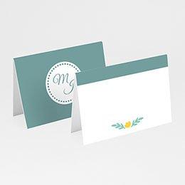 Tischkarten Hochzeit personalisiert Cannes