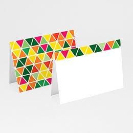 Tischkarten Hochzeit personalisiert Redroses